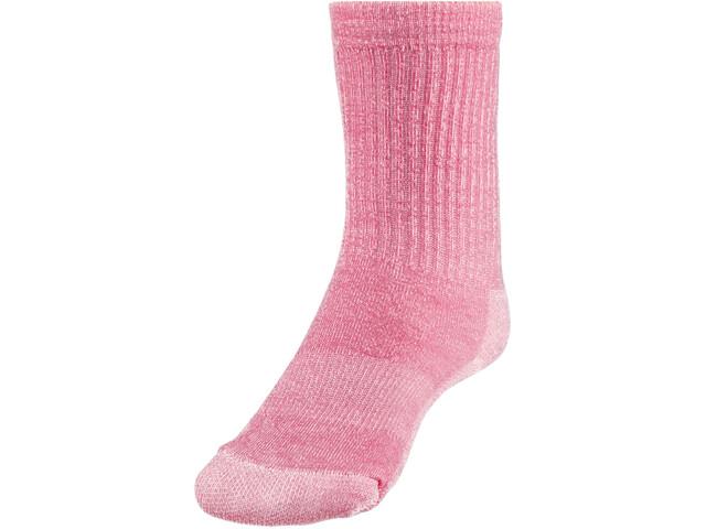 Smartwool Hike Light 1/4 Crew Sokken Kinderen, potion pink
